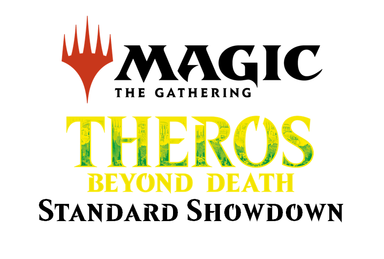 Theros Beyond Death Standard Showdown Preregistration PHP260.00 | Affinity Games