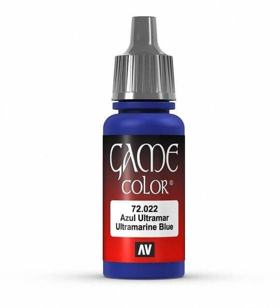 72022 Ultramarine Blue, 17 ml