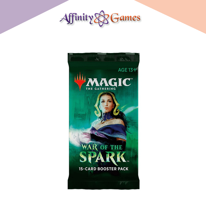 Magic: The Gathering | War of the Spark | Booster Pack