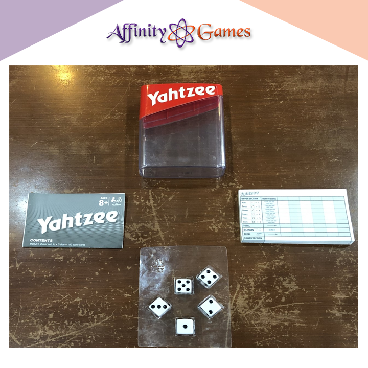 Yahtzee(Used Copy) | Affinity Games