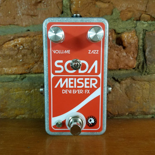 Devi Ever FX Soda Meiser with Chaos Switch
