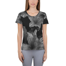 Load image into Gallery viewer, All-Over Print Women's Athletic T-shirt