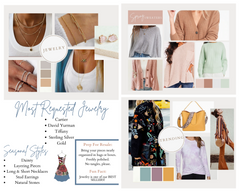 spring collage trend report