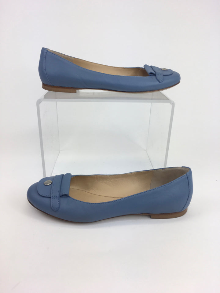 Longchamp Powder Blue Size 36 SHOE Flat