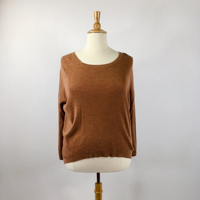 Size 14/16 Tan Pure Sweater