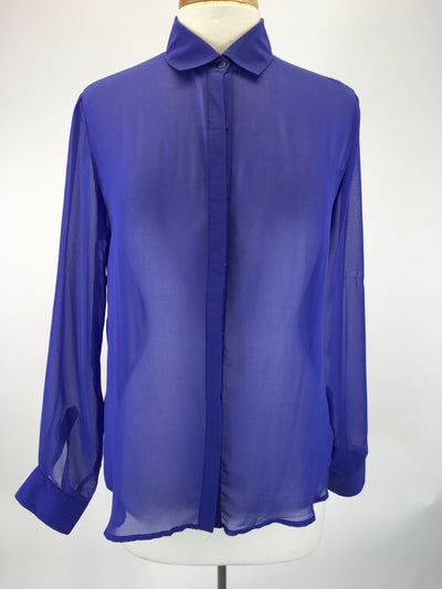 Size M Periwinkle Jack Top