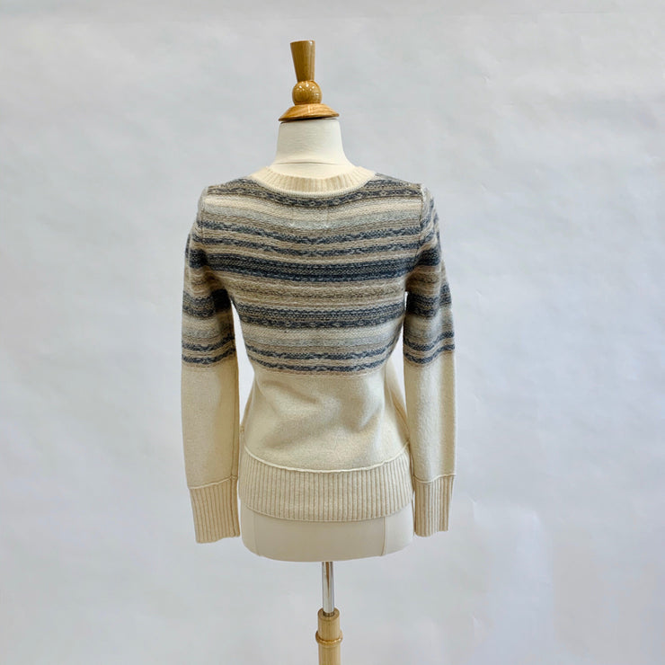 Telluride clothing co. Ivory Size S Sweater