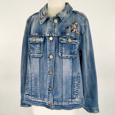 Democracy Denim Size XL Jacket
