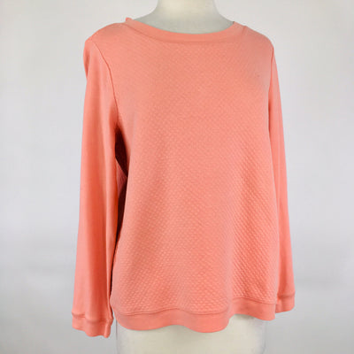 Talbots Coral Size L Top