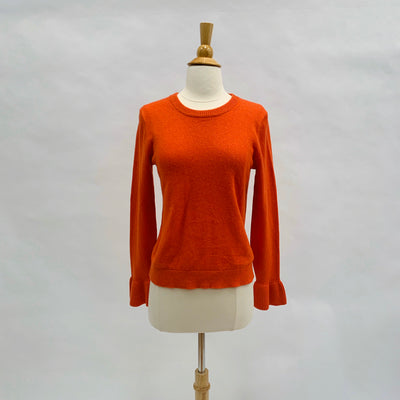 J Crew Orange Size XS Sweater