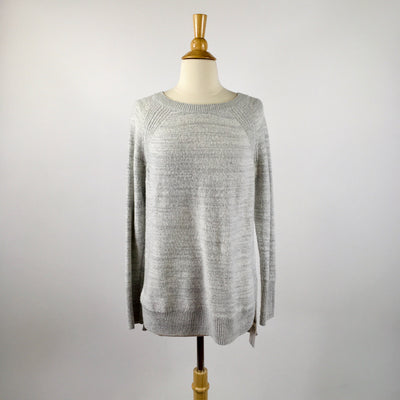 Lou & Grey Grey Size S Sweater