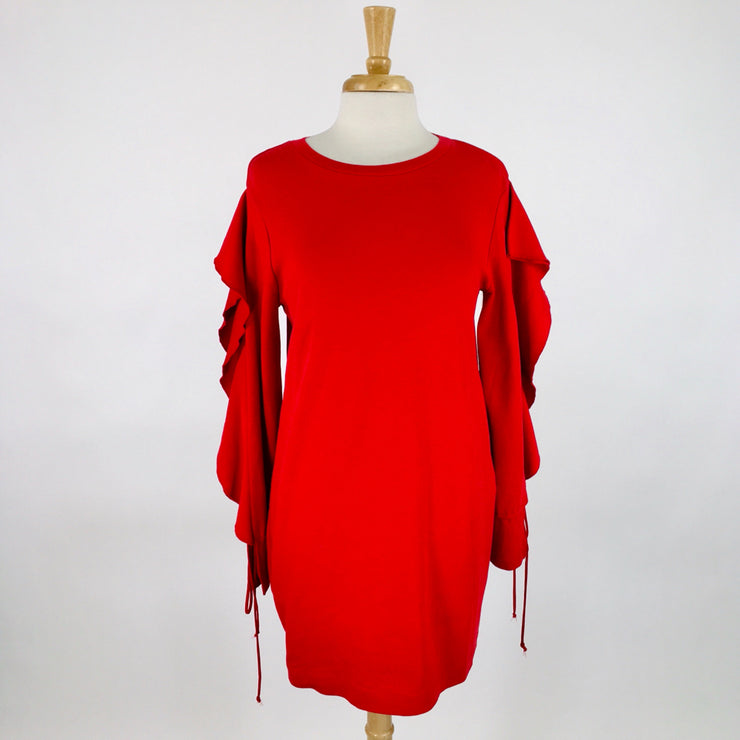 Zara Red Size M Dress