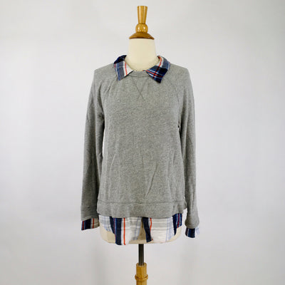 Soft Grey Size XS Sweater