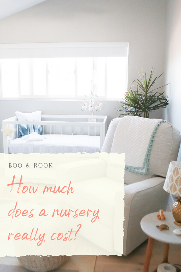 How Much Does a Nursery Cost?