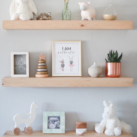 boo and rook california modern gender neutral nursery e-design