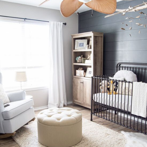 boo and rook, 10 gender neutral nursery colors