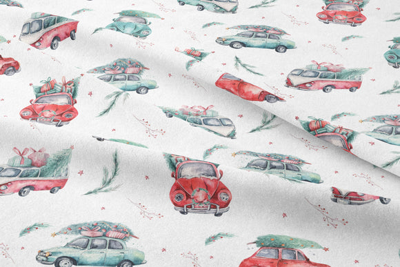 boo and rook, holiday cars baby bedding, holiday collection, crib sheets, newborn sherpa blanket, toddler minky blanket