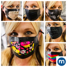 Load image into Gallery viewer, Masksealz OG - silicone mask with fashion filter