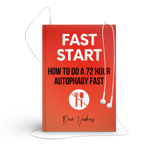 How Do Do A 72 Hour Autophagy Intermittent Fast Book Audiobook Guide For Download By Dan Vadnais