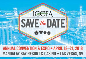 iccfa annual convention is an exceptional event and we won`t miss it!