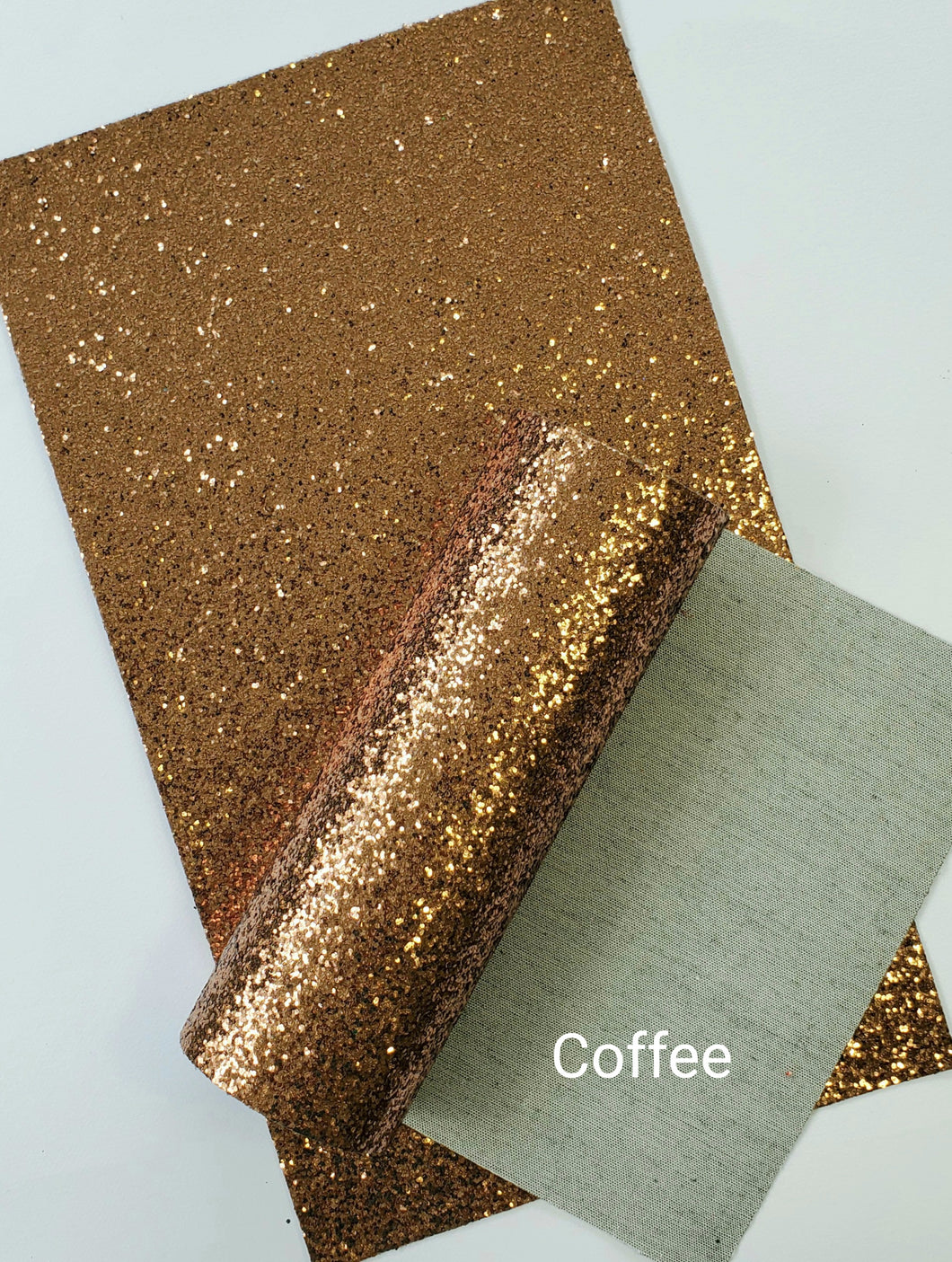 Glitter Faux Leather - Craft Station Shop