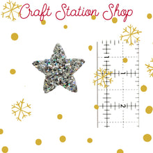 Load image into Gallery viewer, Flat Back 66  Silver Star /Estrella