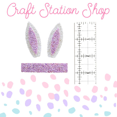 Ears Bunny Kit - Lilac