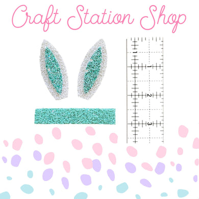 Ears Bunny Kit - Teal