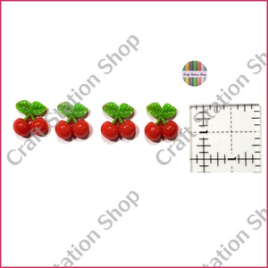 Resin 110 cherries/ cerezas - Craft Station Shop