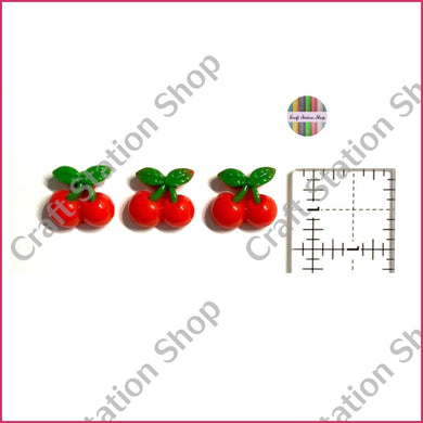 Resin 135 Cherries / Cerezas - Craft Station Shop