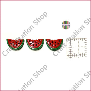 Resin 144  Watermelon/ Melón de Agua - Craft Station Shop