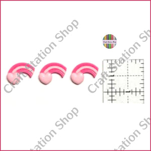 Resin 199 Pink Rainbow / Arcoiris Rosa - Craft Station Shop