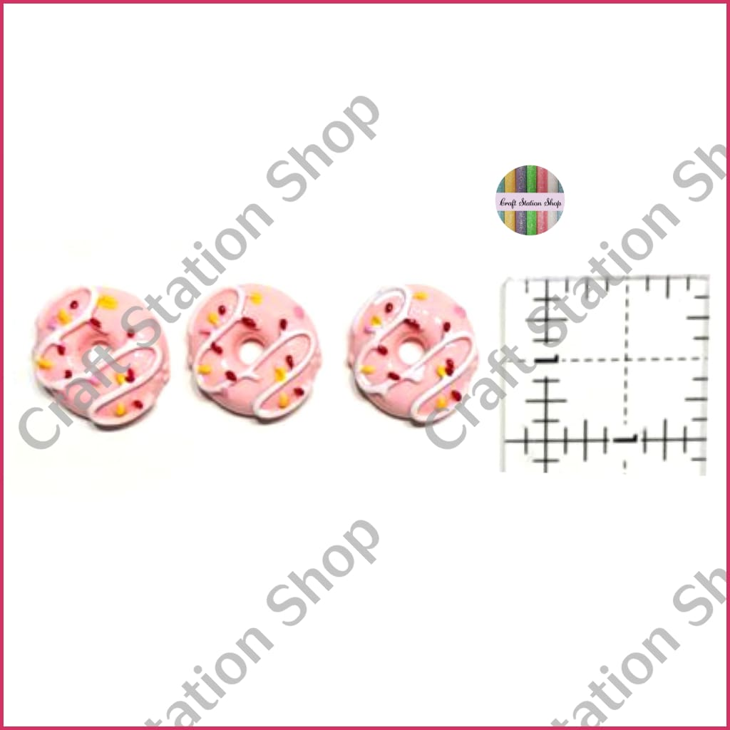 Resin 209 Donuts / Donas - Craft Station Shop