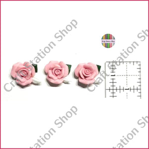 Resin 252 Rosa en porcelana - Craft Station Shop