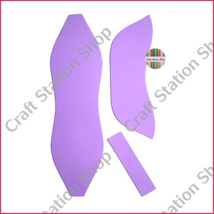 Soft Bow Template  / Molde para trazar lazos - Craft Station Shop