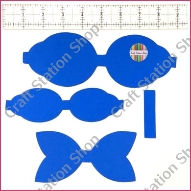 Valentina Bow Template  / Molde para trazar lazos - Craft Station Shop