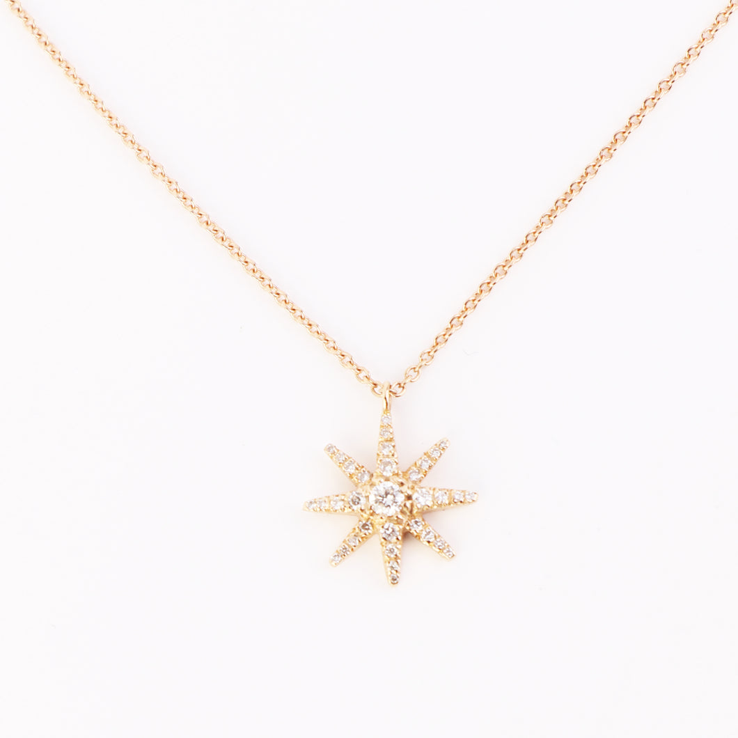 Shine Bright Northstar Necklace
