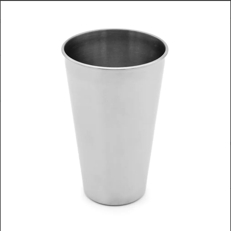 Titanium Beer/Coffee Tumbler