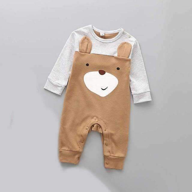 Romper - Animal Friend Romper