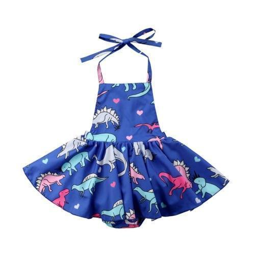 Dress - Brother's Dino Party Dress
