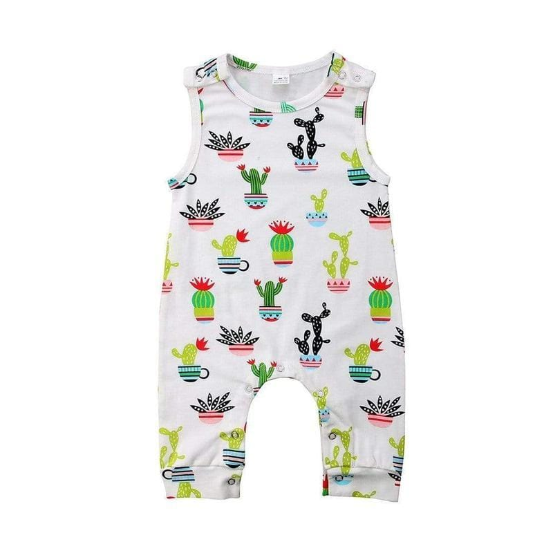 Cacti of My Eye Romper