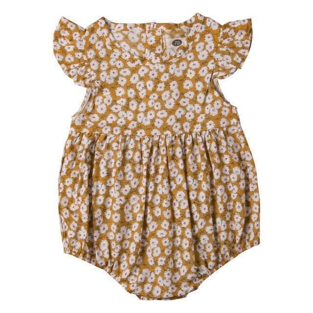 Romper - Joy To The Flower Romper