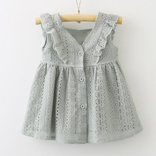 Dress - Macey Lace Dress