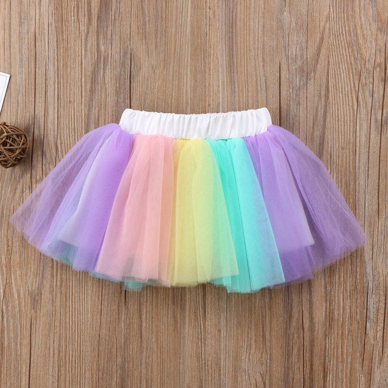 Skirt - Pastel Dreams Tutu Skirt