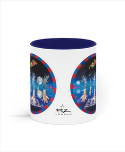 WD II - Coloured Mug