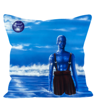 Blue Planet III - Sofa Cushion