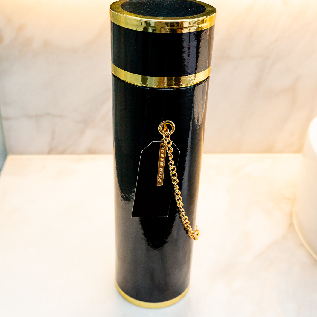 LUXE WINE BOX COLLECTION - The Hugo Black & Gold
