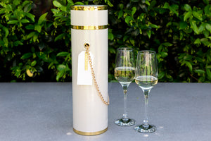 LUXE WINE BOX COLLECTION - The Anne White & Gold