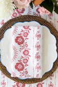 Cherry Blossom Blush Napkins - Set 4
