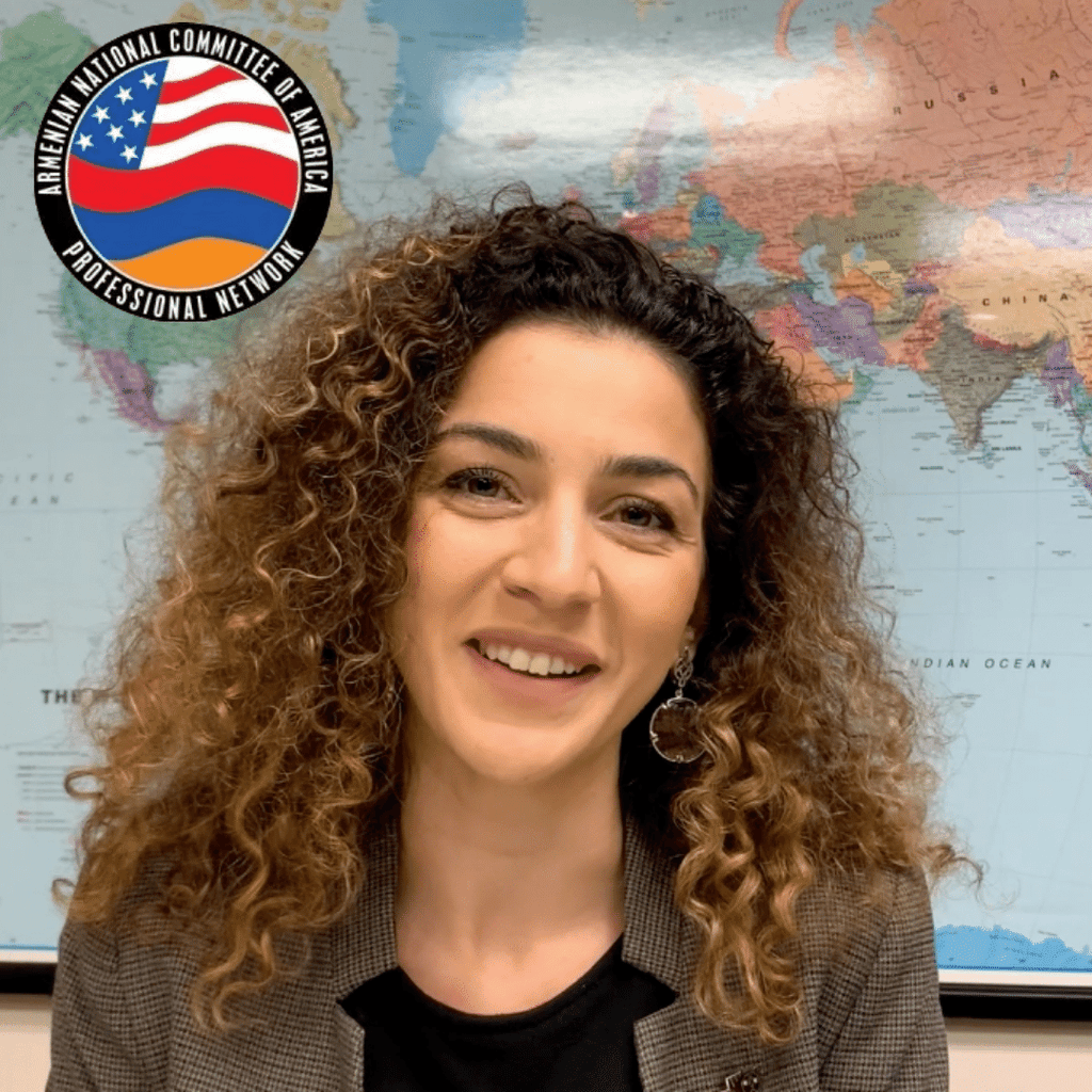 Miray Founder, Lucy Simonyan, is interviewed by the ANCA Professional Network